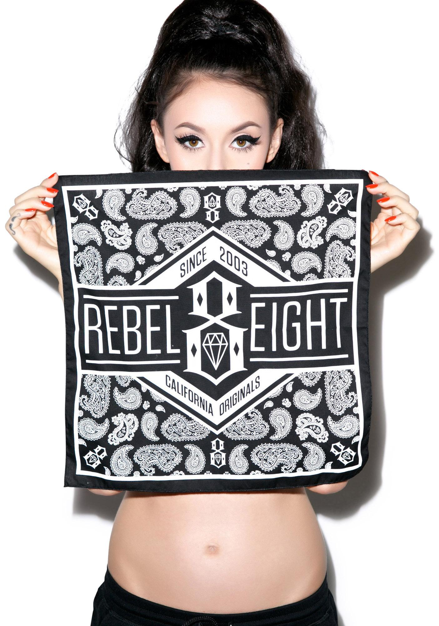 Rebel8 California Originals Bandana
