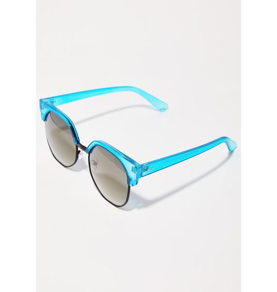 Clear Greetings Sunglasses