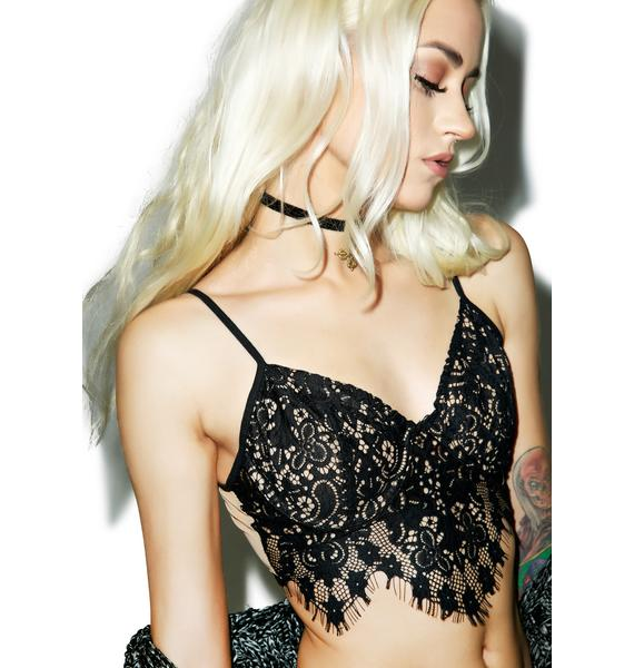 For Love & Lemons Giselle Bra