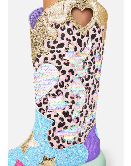 Croydon Cowboy Boots