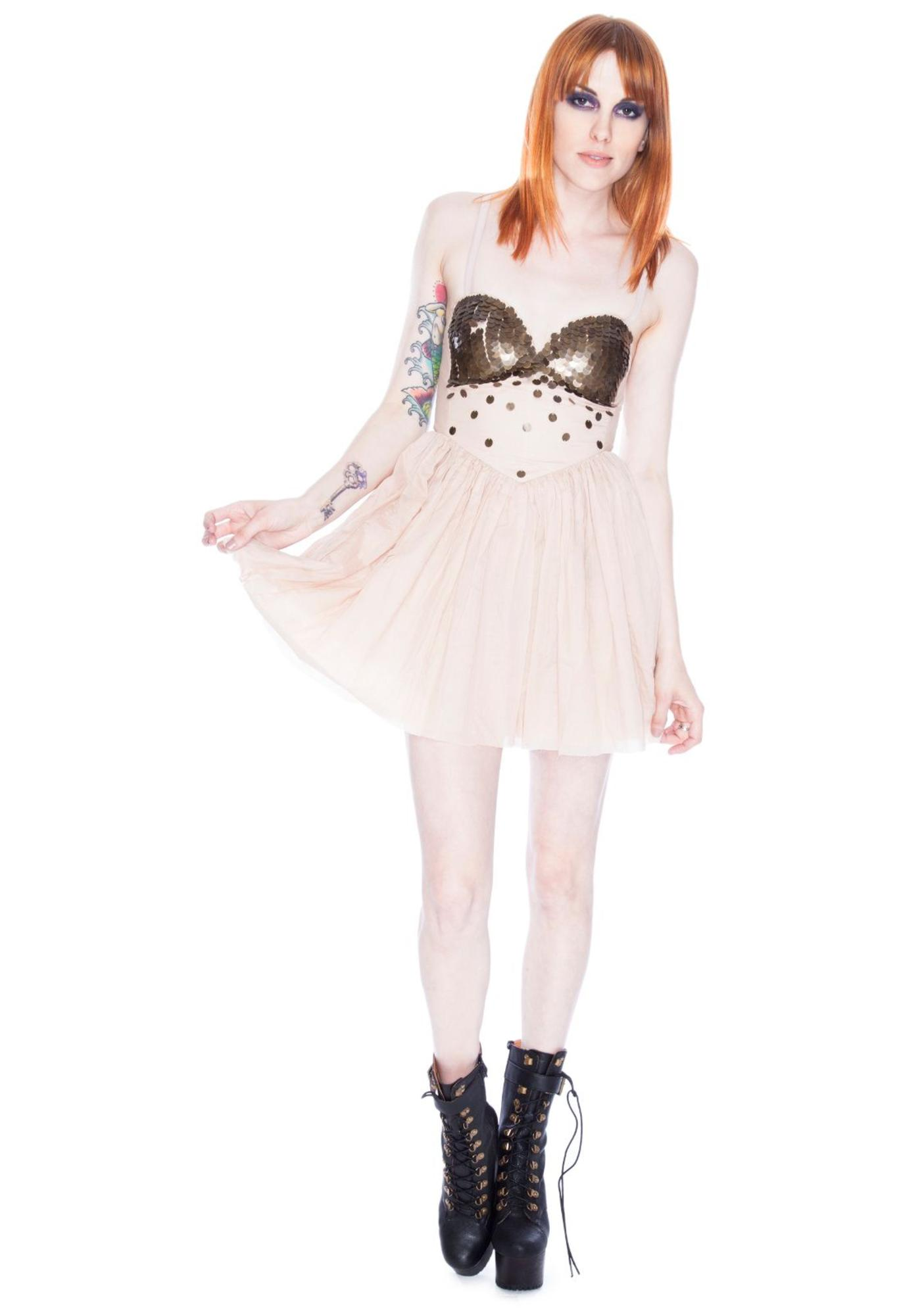 One Teaspoon Zeppelin Dress