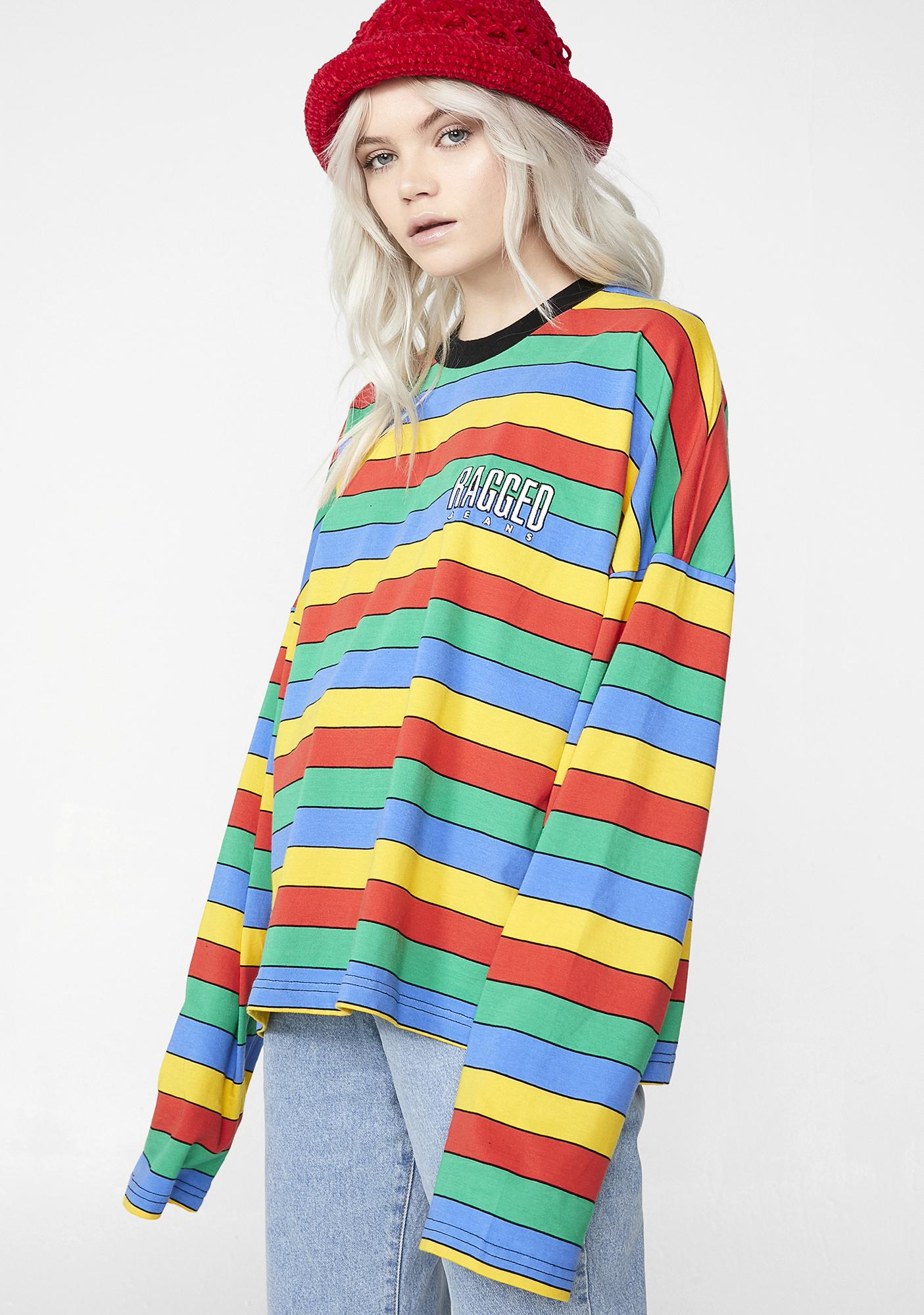 The Ragged Priest Primary Tee