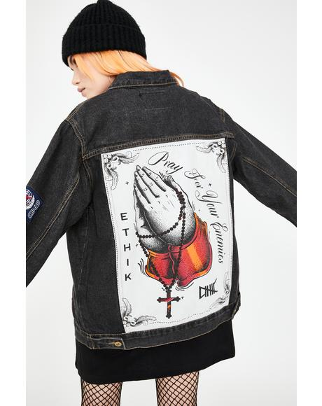 Enemies Denim Jacket