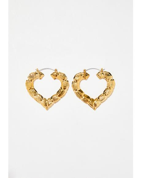 Kiki Do Ya Love Me Earrings