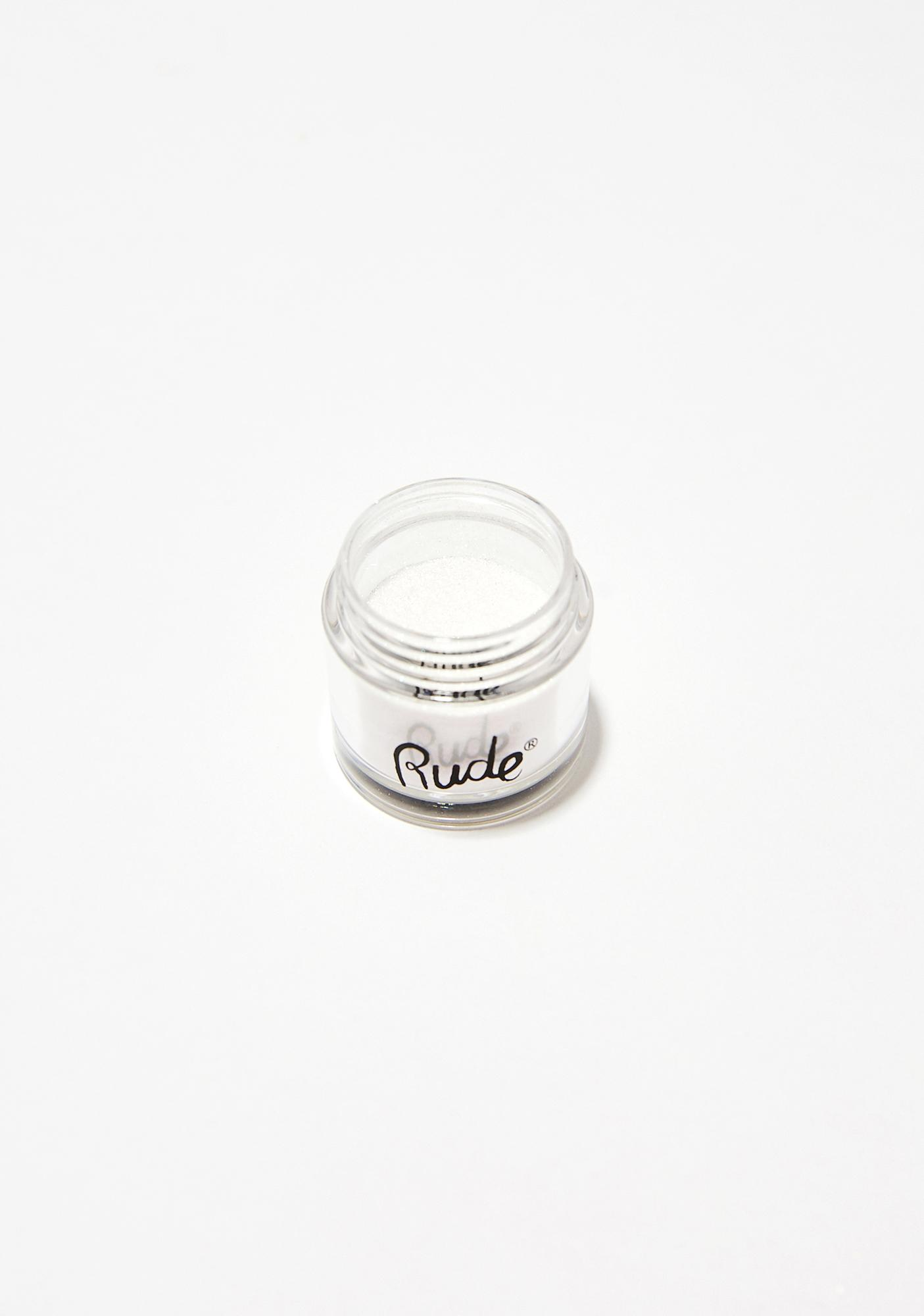 Rude Cosmetics Get On My Level Bling It On Pigment