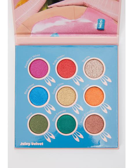Juicy Nine Juicy Velvet Eyeshadow Palette