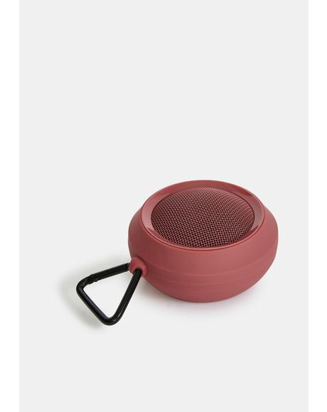 Mauve Sound Sphere Portable Speaker