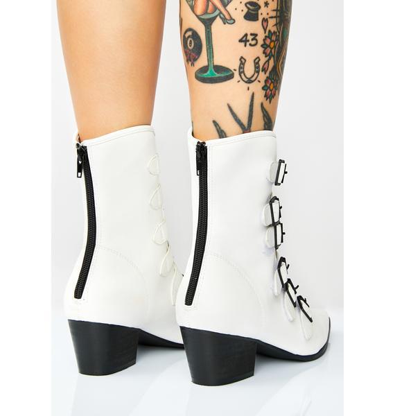 Strange Cvlt Pure Coven Boots