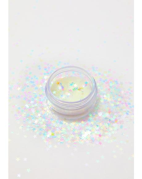 Orion Star Poly Shapes Iridescent Glitter