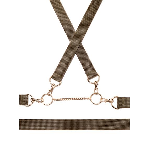 Battle Tactics Harness Straps