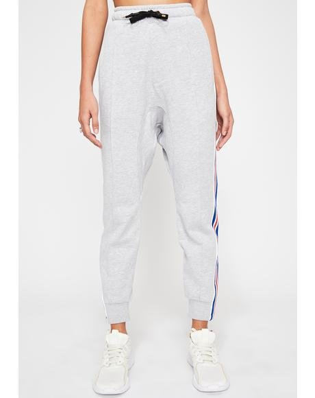 Go Faster Stripe Jogger Sweatpants