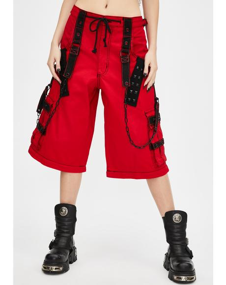 The Chain Zip-Off Pants
