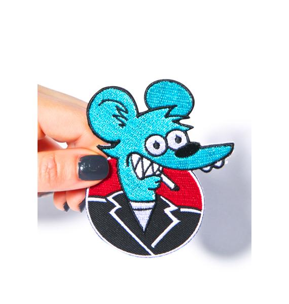 Itchy Guy Patch