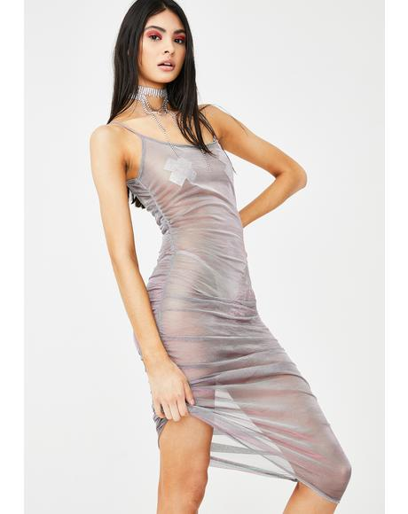 Paradiso Sheer Dress