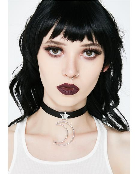 Rising Moon Choker