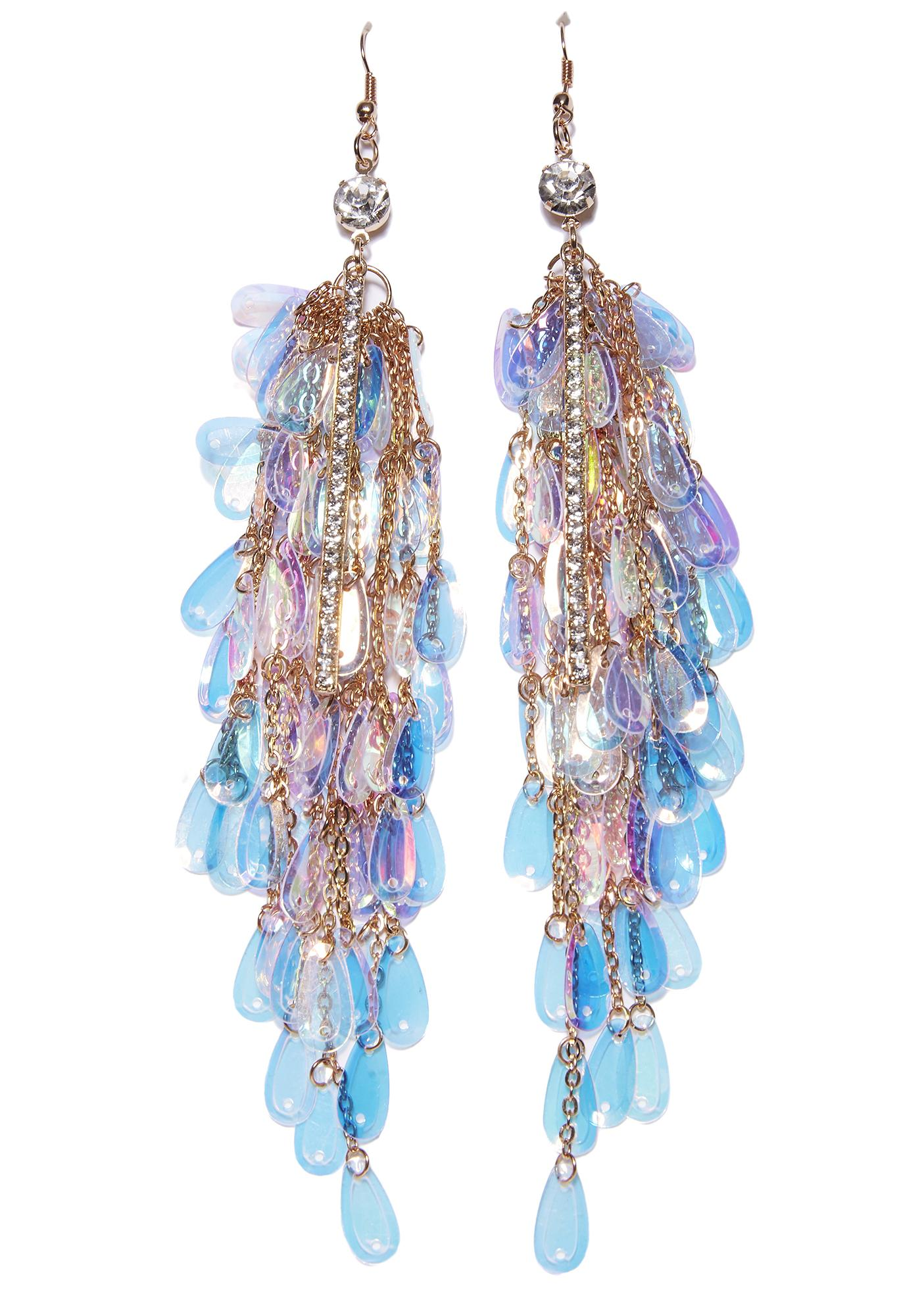 Deep Sea Darling Earrings