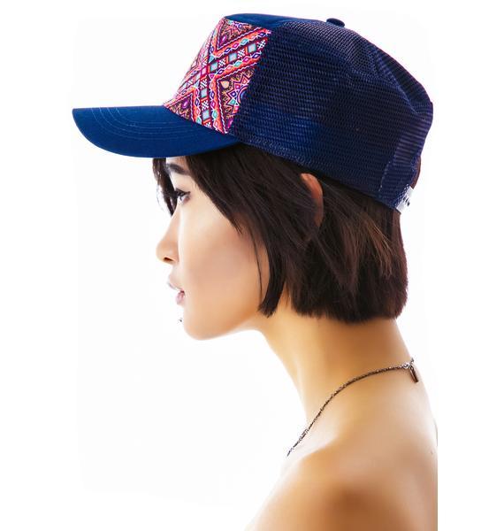 Tigerlily Rabari Hat