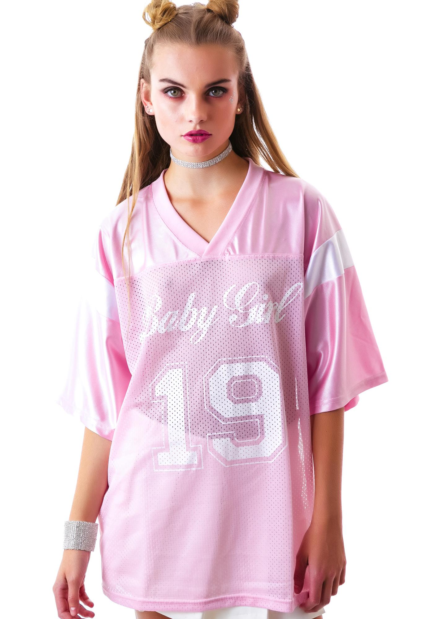 United Couture Baby Girl 19 Jersey