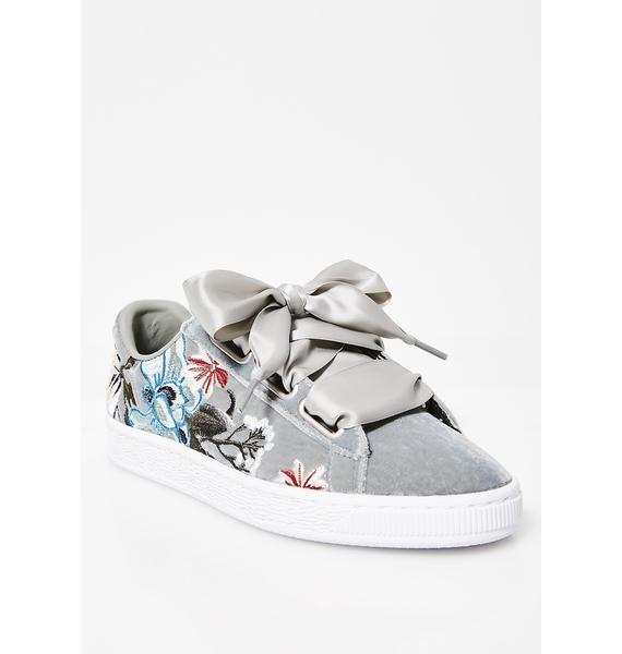 PUMA Basket Heart Hyper Sneakers