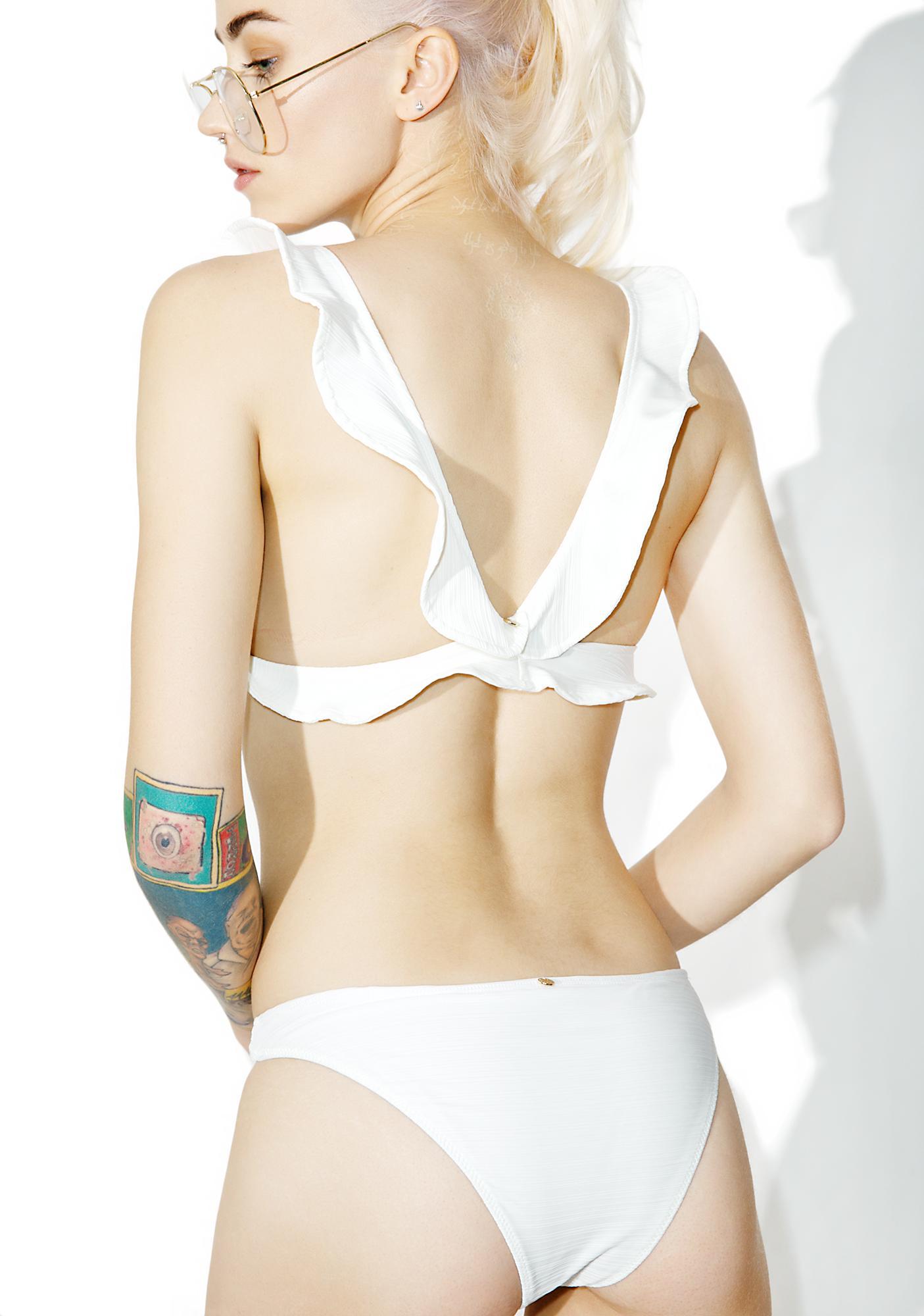 071d9ad254 ... Bikini Top · For Love   Lemons Corsica Lacey Ruffle Bikini ...