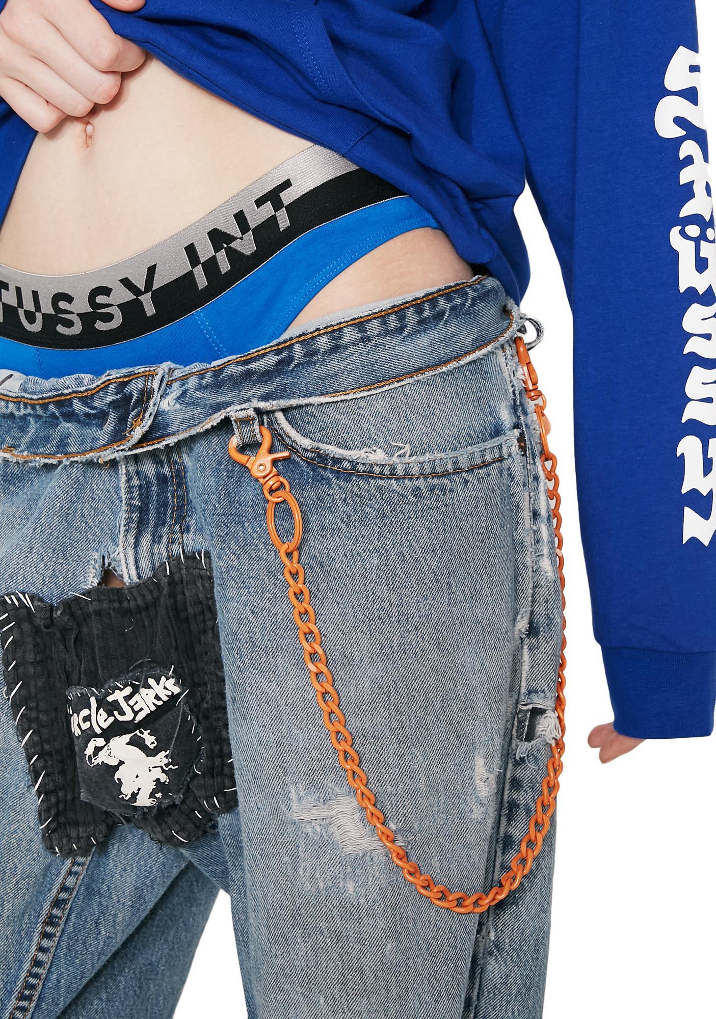 American Deadstock Push It Belt