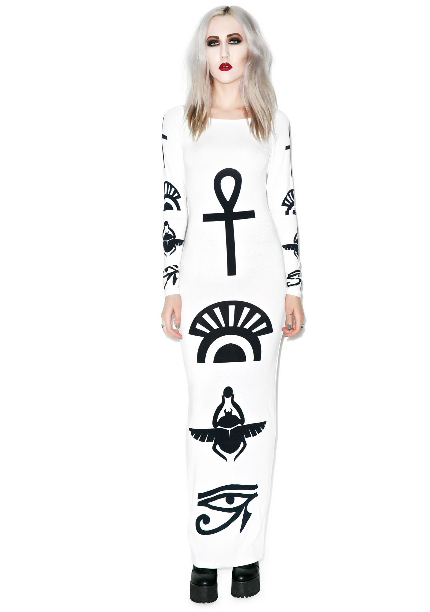 Killstar The Life Maxi Dress