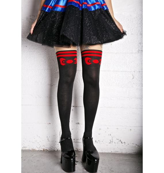 Hello Kitty Bow Tights