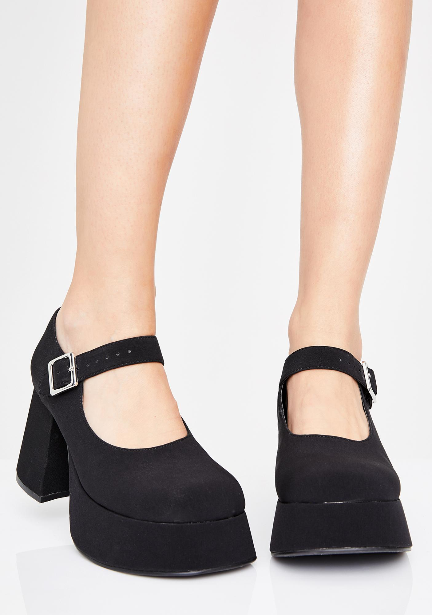 aed03c1206e Unbothered Forever Mary Janes