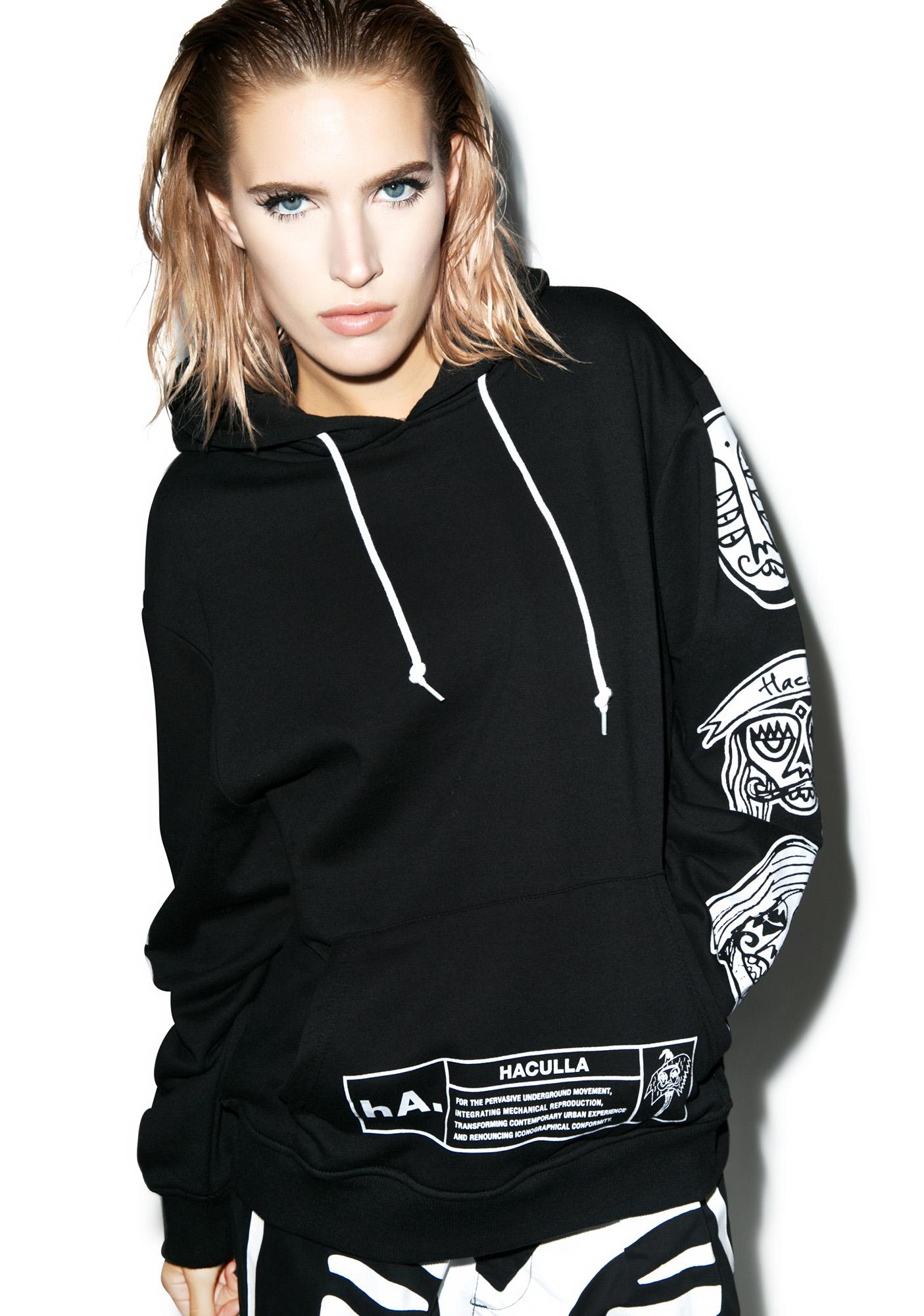 Haculla NYC Pullover Hoodie