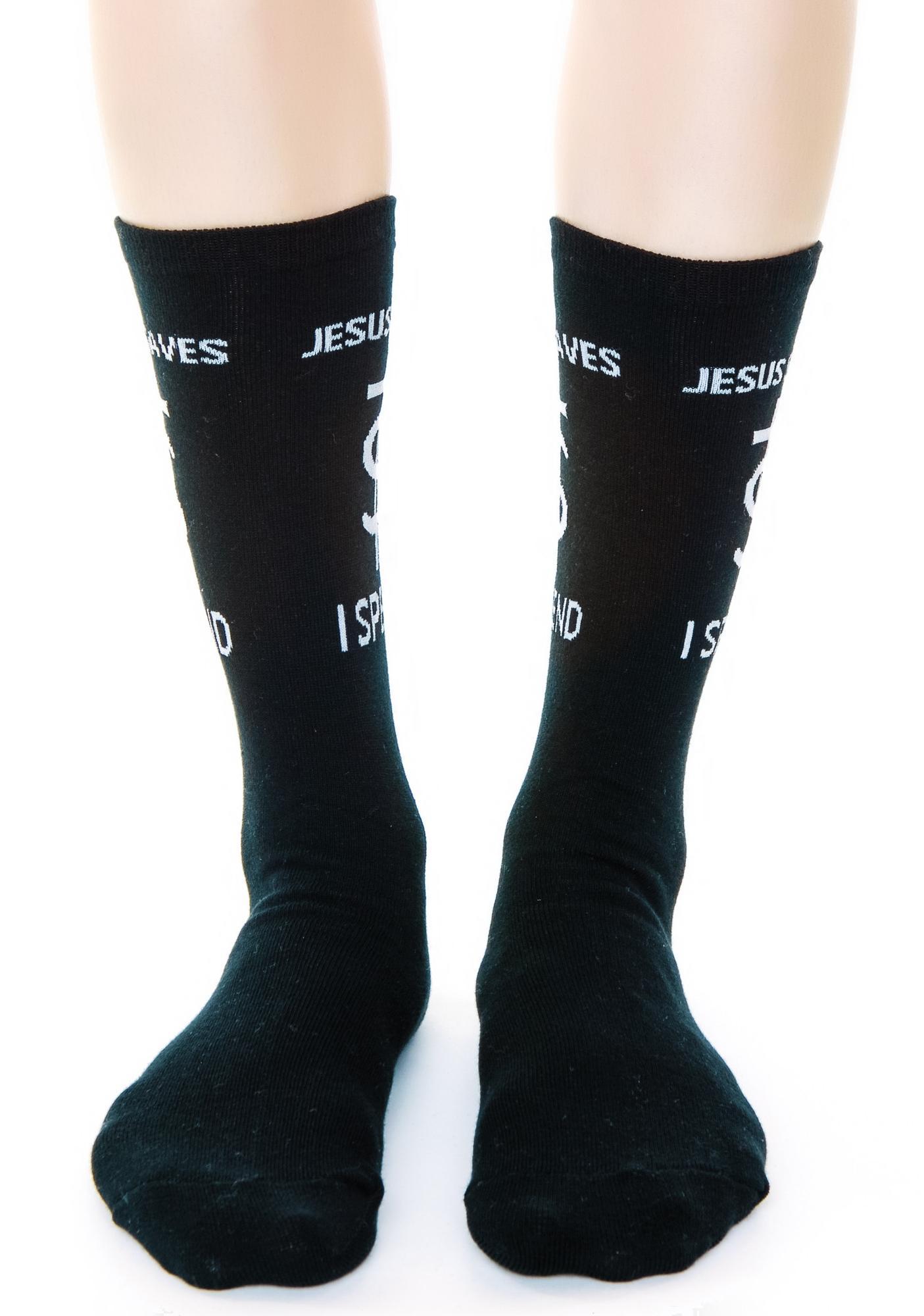 UNIF Jsis Socks