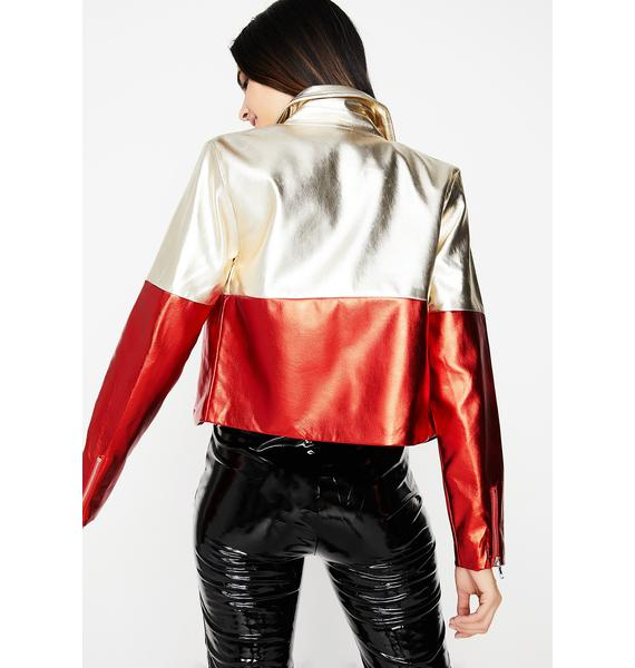 Ride To Hell Moto Jacket