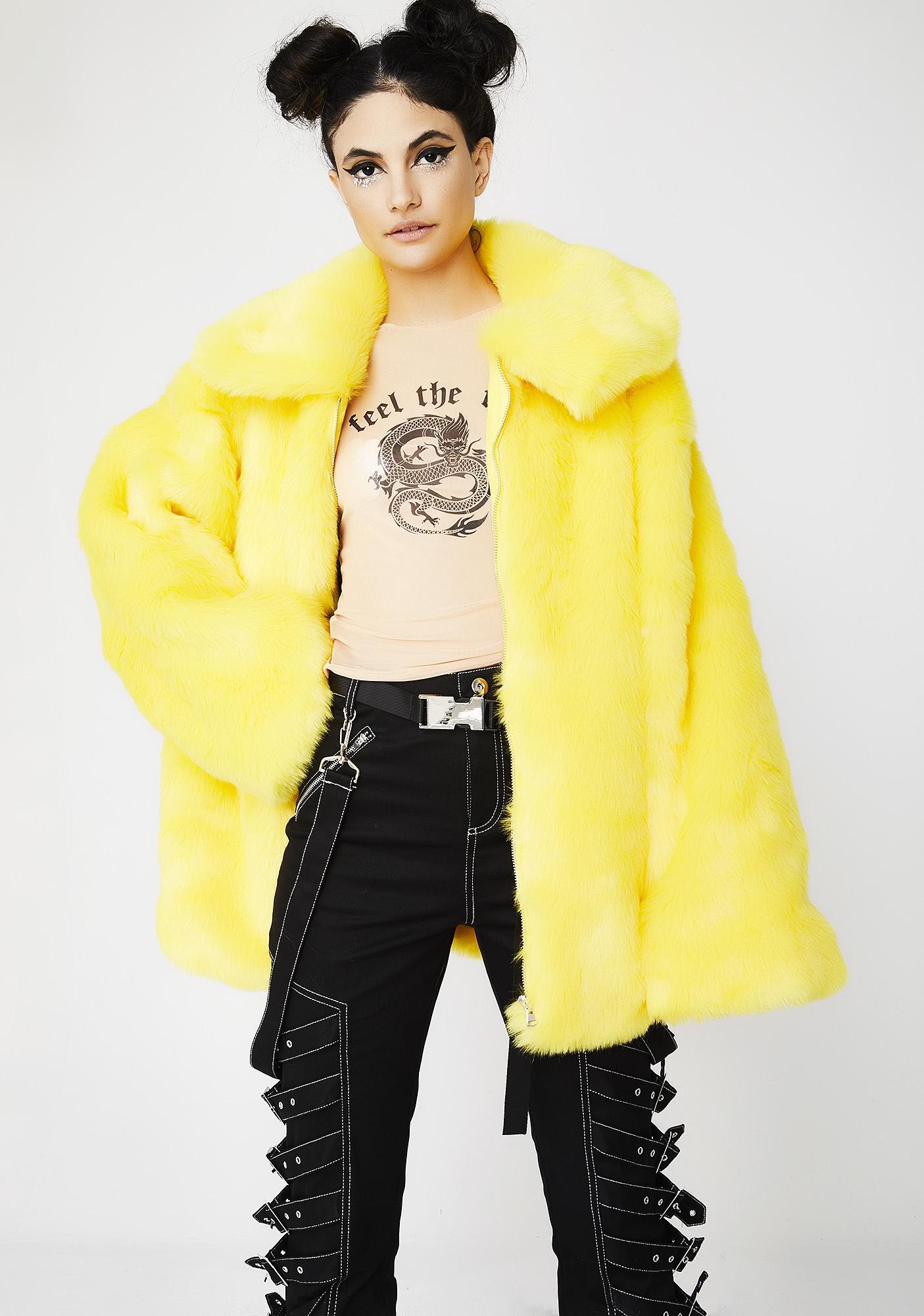 I AM GIA Capella Jacket