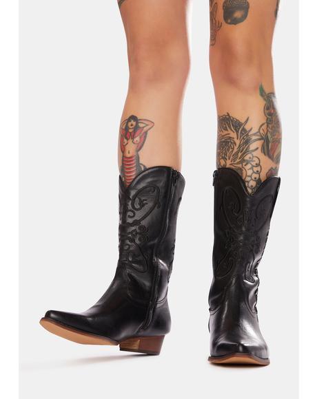 New Horizons Cowboy Boots
