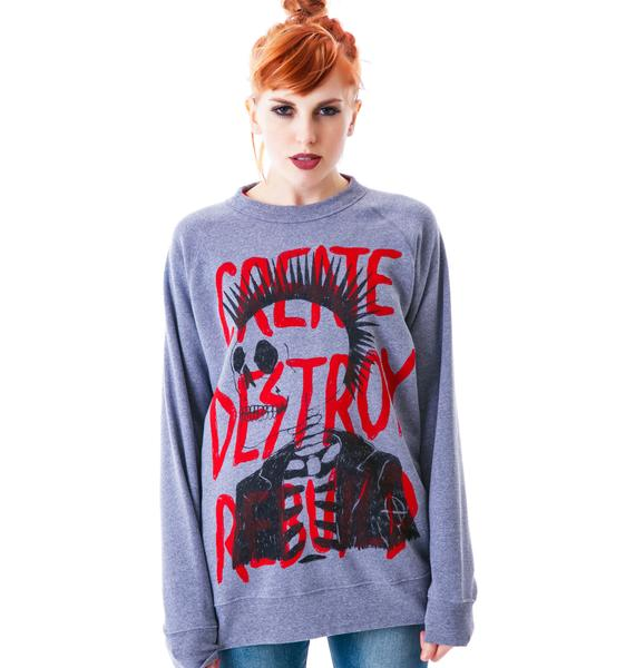 Glamour Kills The Cult Classic Crew Sweatshirt