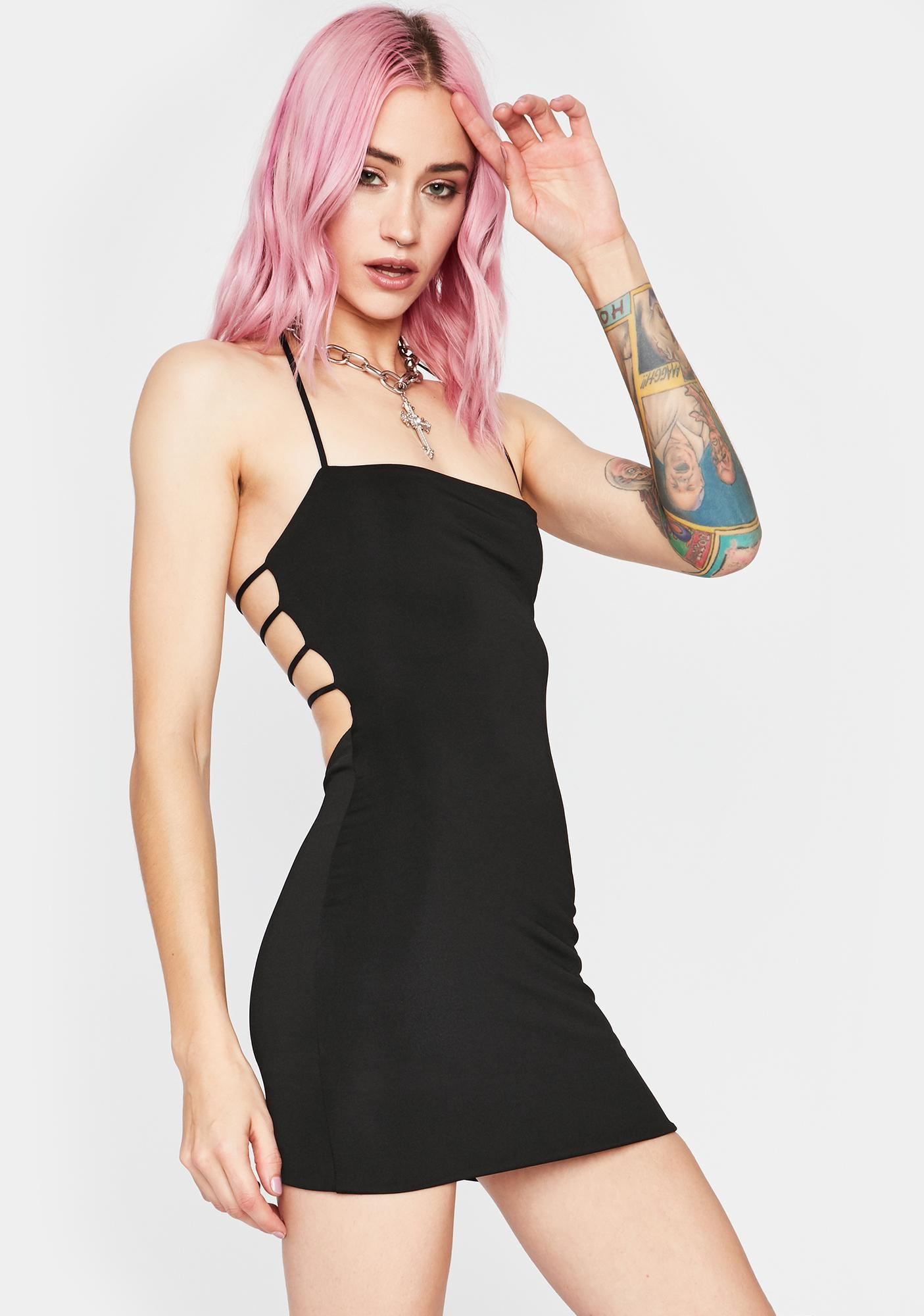 Risky Chance Mini Dress