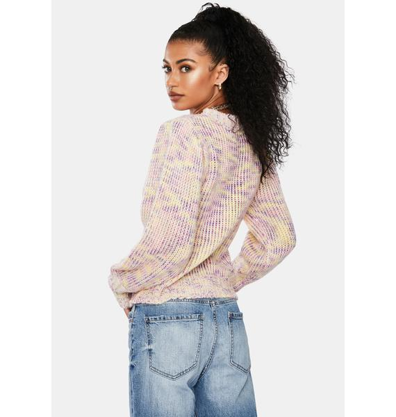 Bliss Vision Knit Sweater