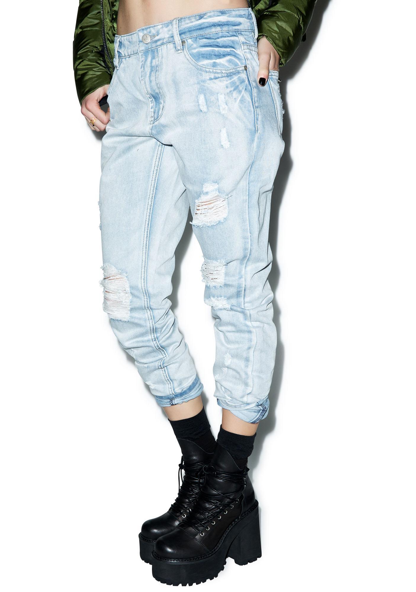 Mink Pink Badlands Jeans