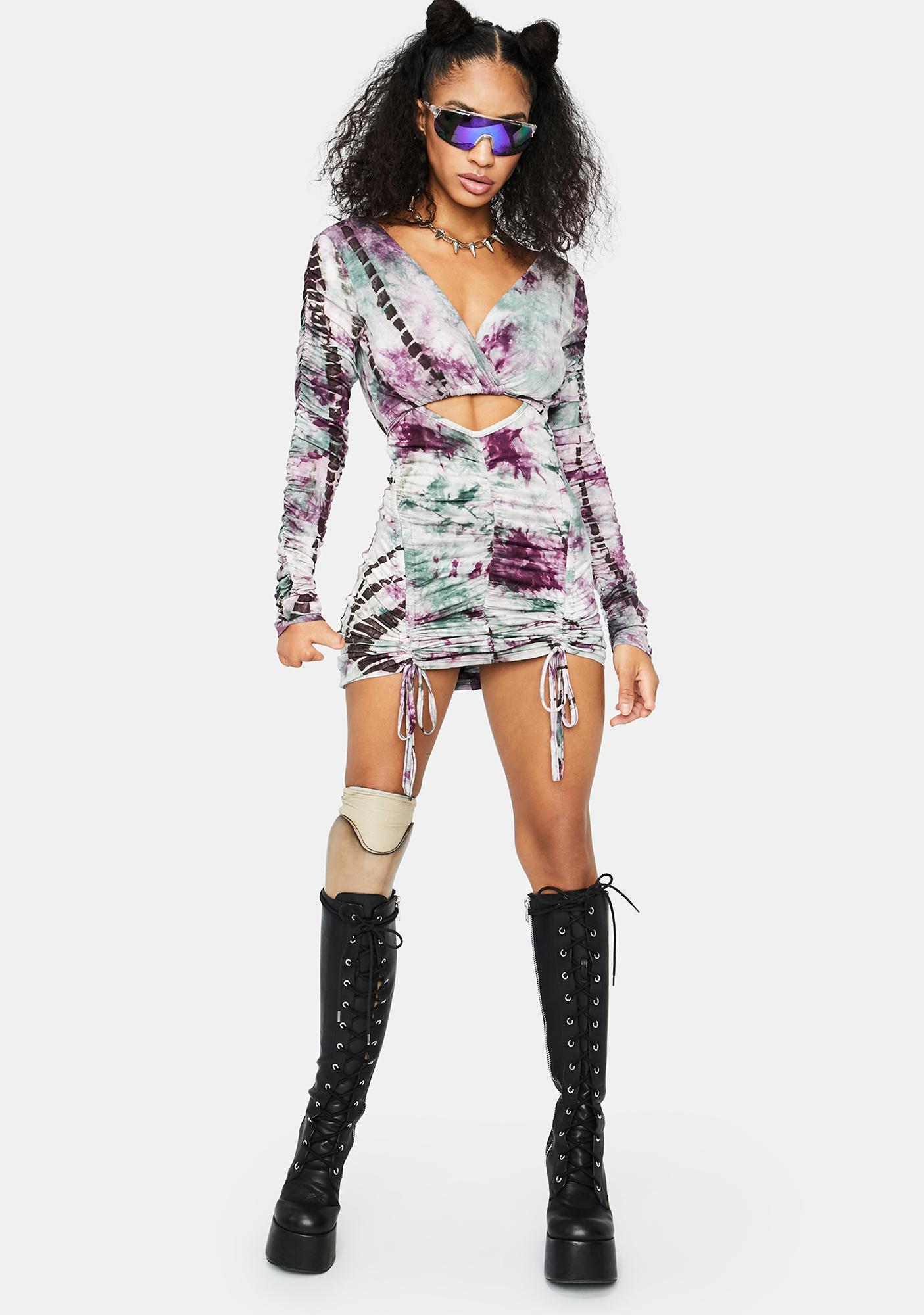 All Nighter Hottie Mini Dress