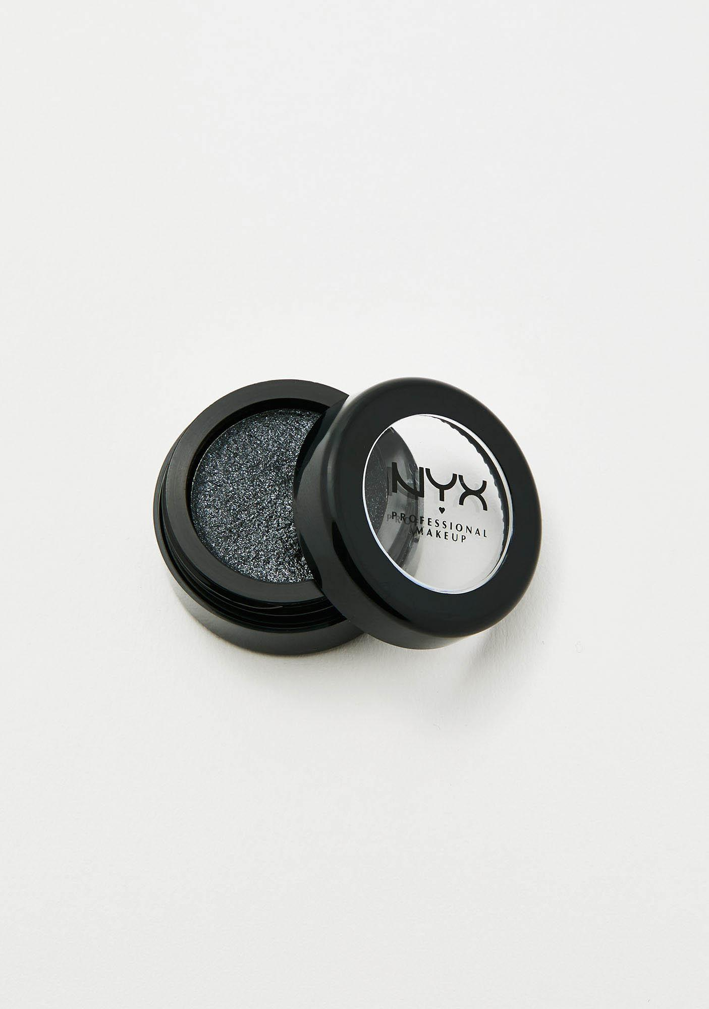 NYX Professional Makeup Black Knight Foil Play Cream Eyeshadow