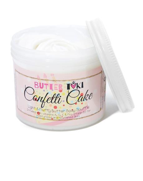 Confetti Cake Body Soufflé