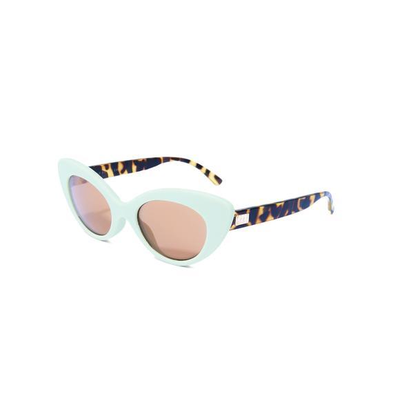 Crap Eyewear The Wild Gift Avocado Sunglasses