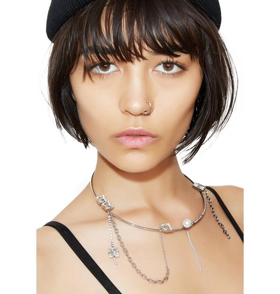 Cheap Monday Collage Necklace