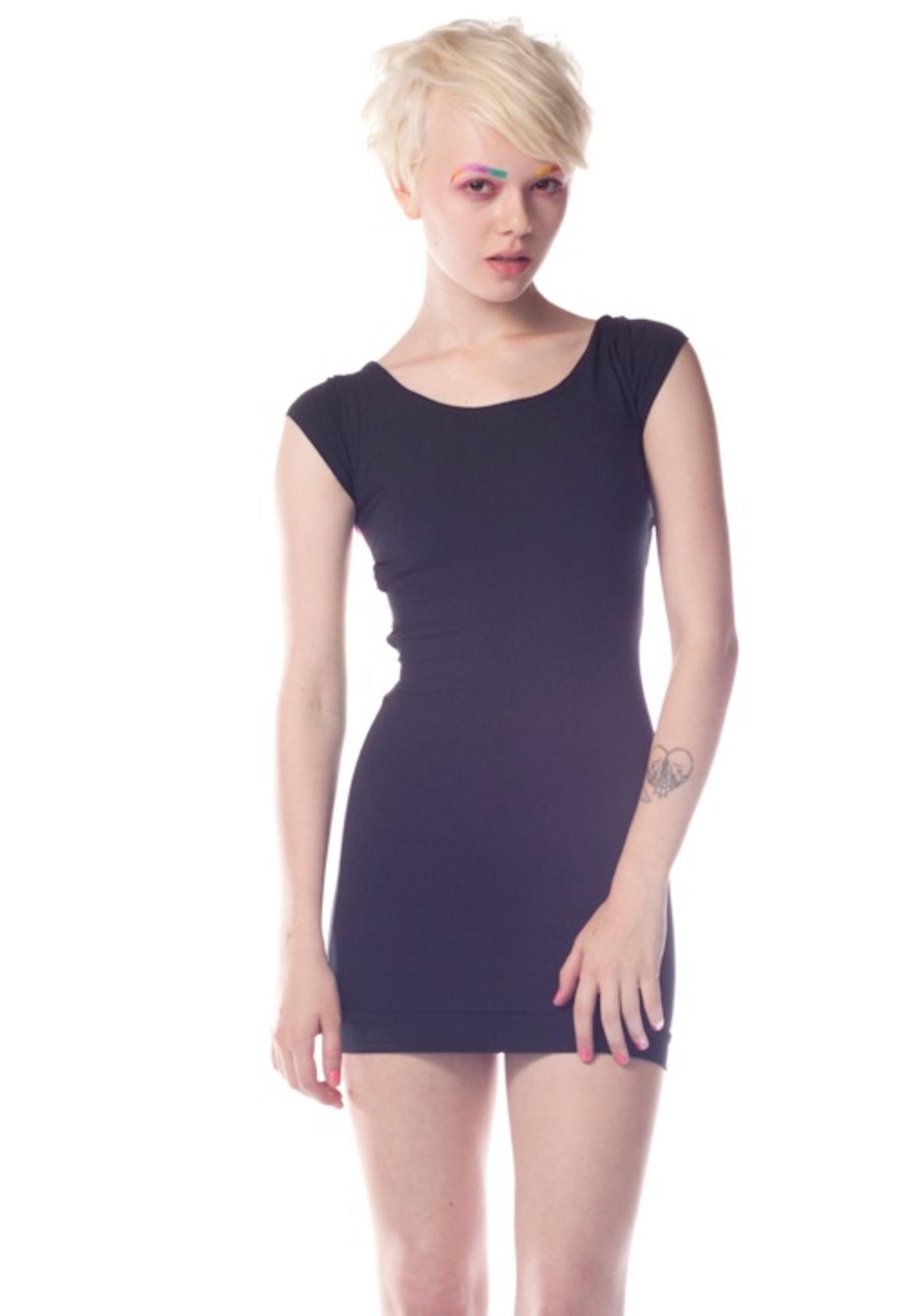 Quontum Original Strappy Back Dress