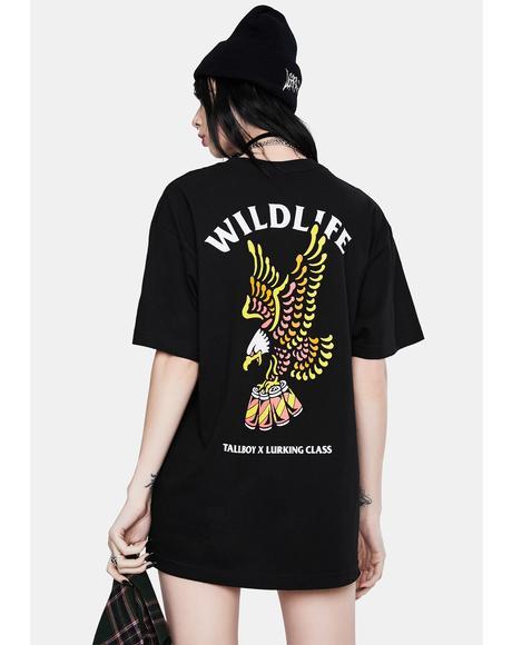 Wild Life X Tallboy Graphic Tee