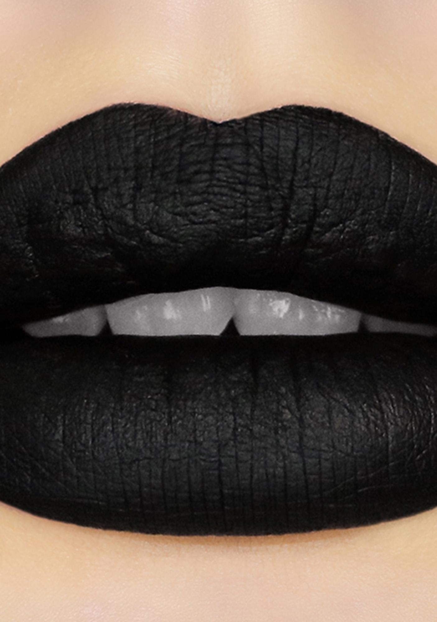 Sugarpill Zero Pretty Poison Lipstick
