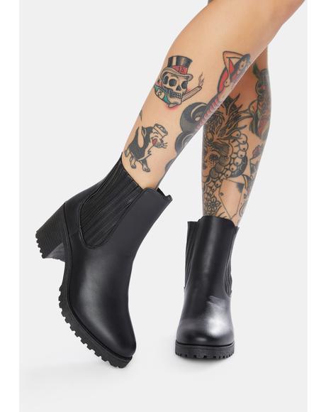 Dangerous Cover Boots