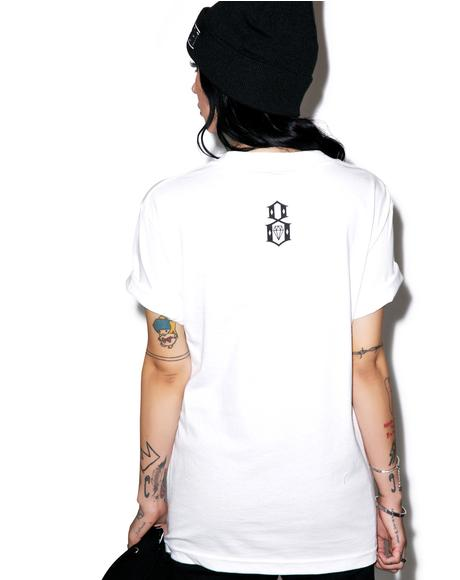 Any Means Tee