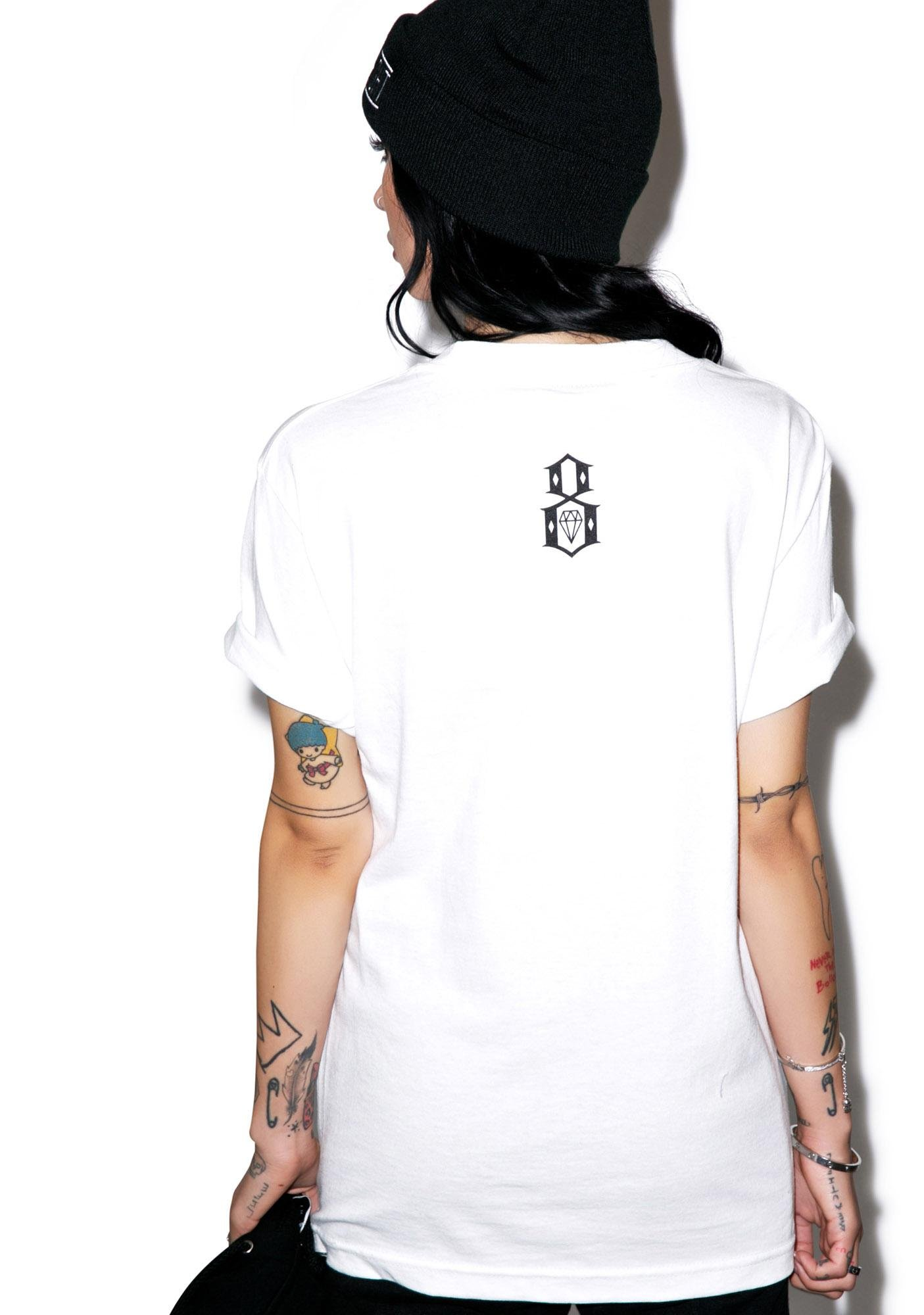 Rebel8 Any Means Tee