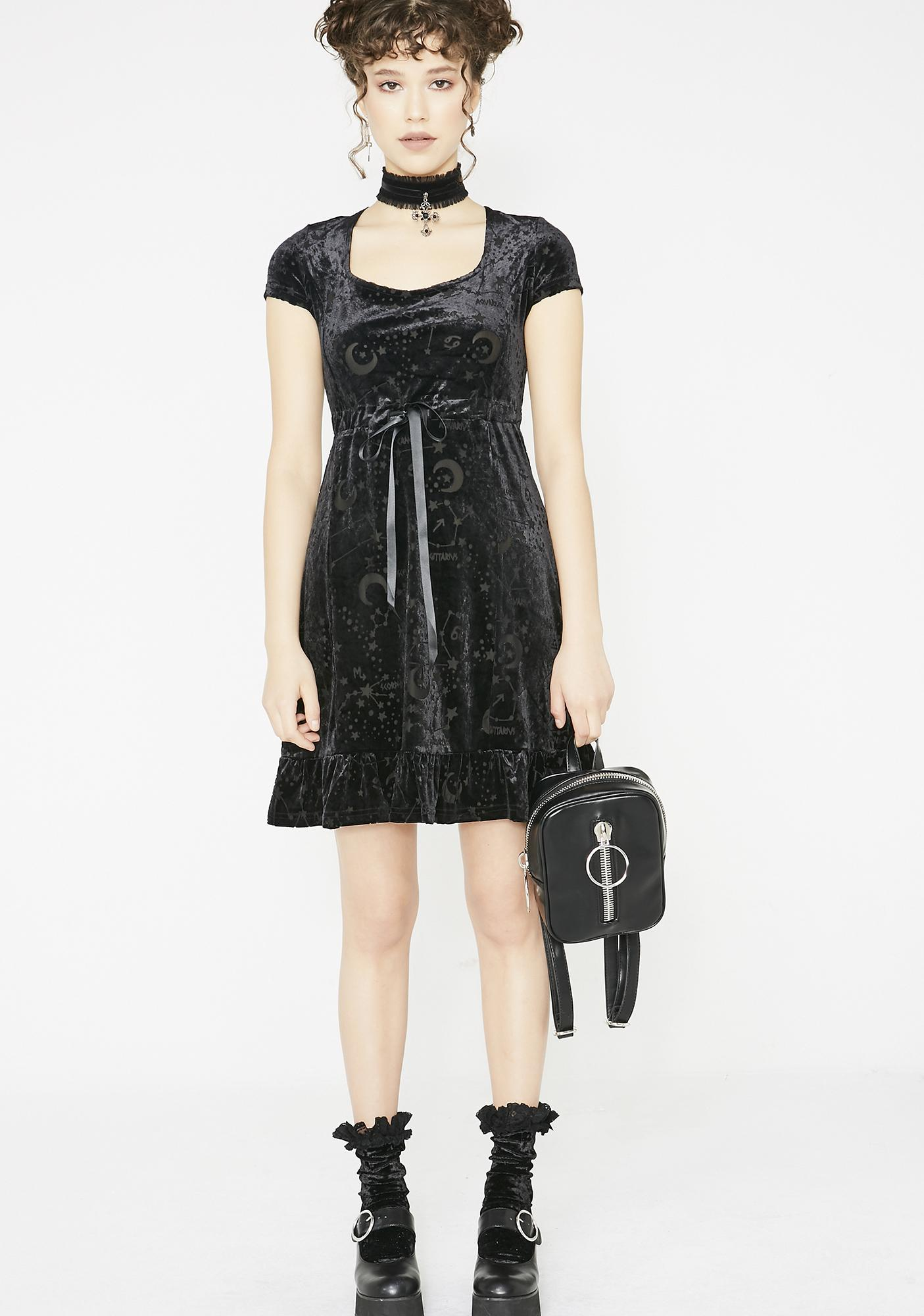 Killstar Nova Sweetheart Dress