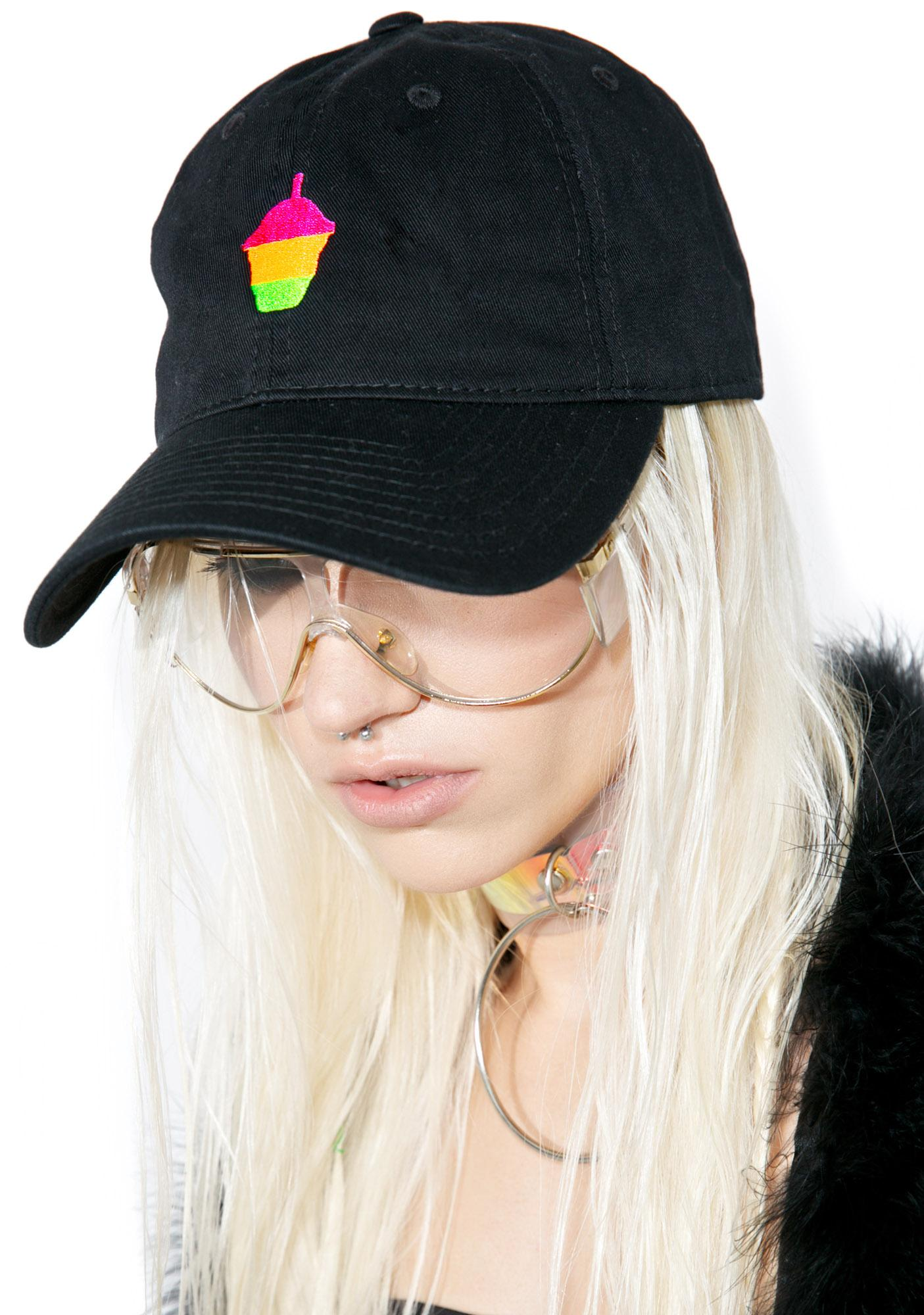 Slushcult Holy Trinity Cup Dad Hat